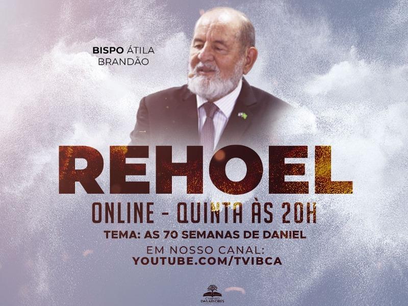 REHOEL ONLINE 13/08