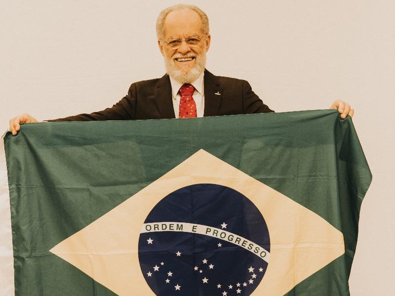 O povo brasileiro é um