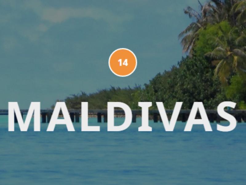 Notícia: Igreja perseguida, ore pelas Maldivas