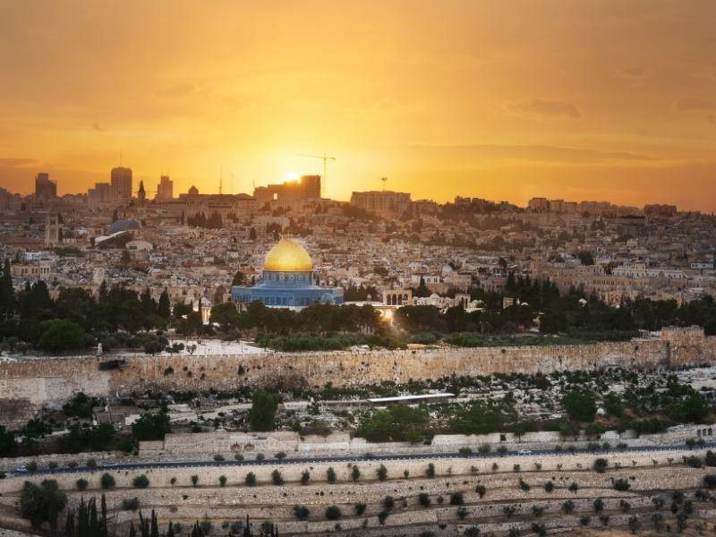 Permanecei, pois, em Jerusalém.