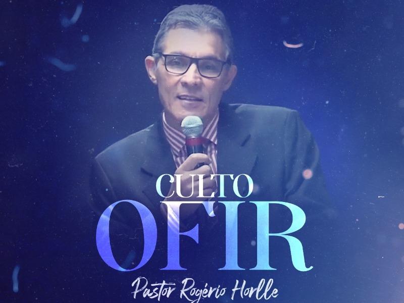 CULTO OFIR 23/09