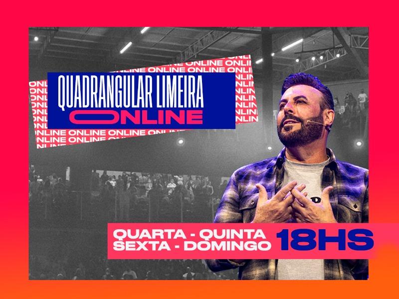 Quadrangular Limeira Online