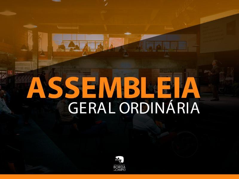 FORMULARIO ASSEMBLEIA - CONSULTA