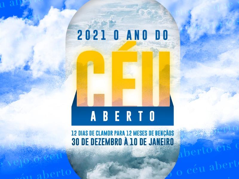 2021 - O Ano do Céu Aberto