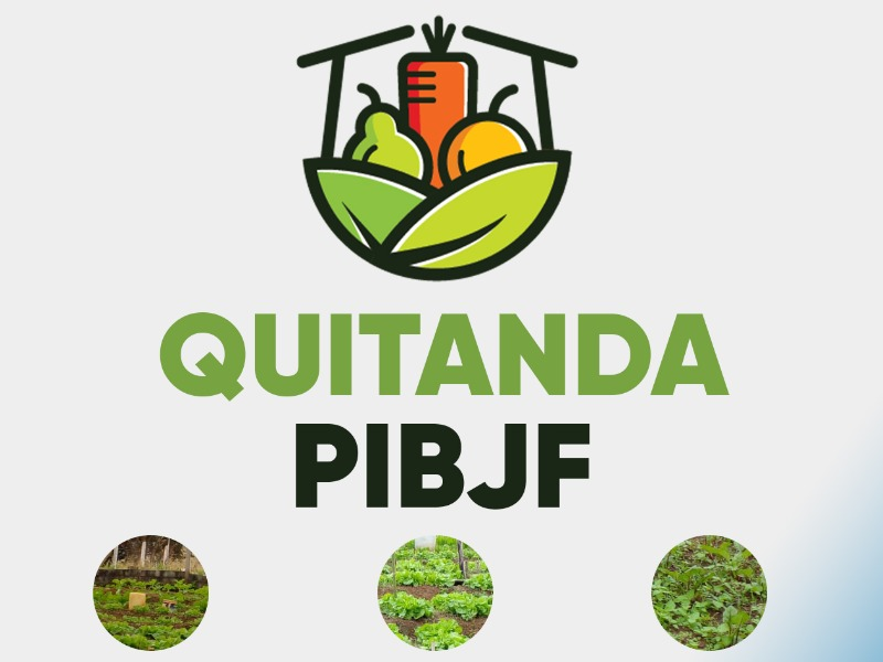 Chegou a Quitanda PIBJF