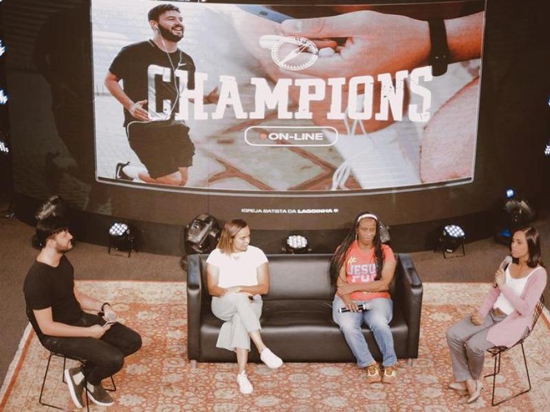 Champions Lagoinha: de BH para o mundo