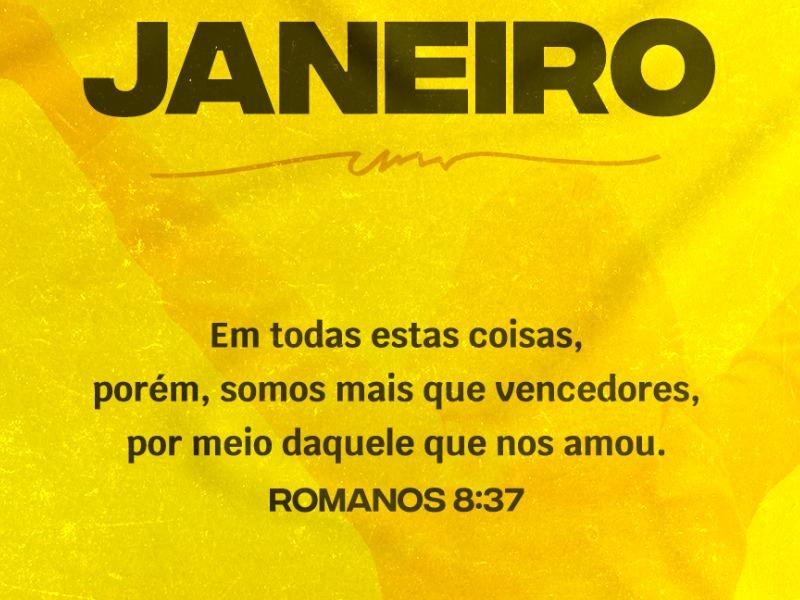Seja Bem Vindo Janeiro 💥