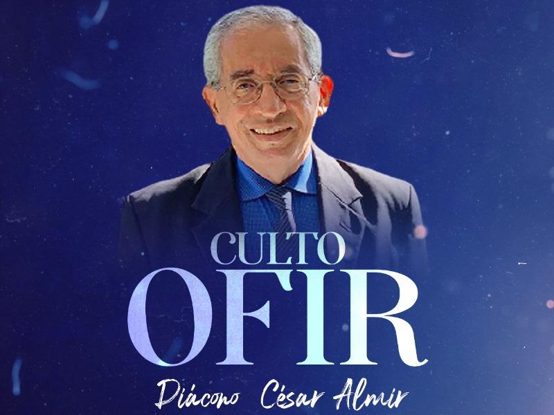 CULTO OFIR 27-01-21
