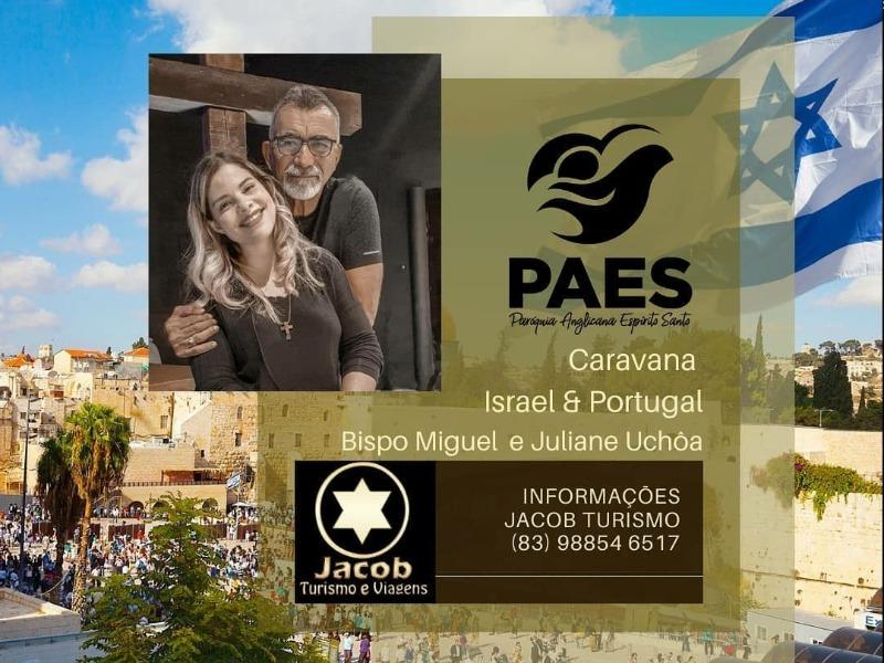 Caravana Israel e Portugal
