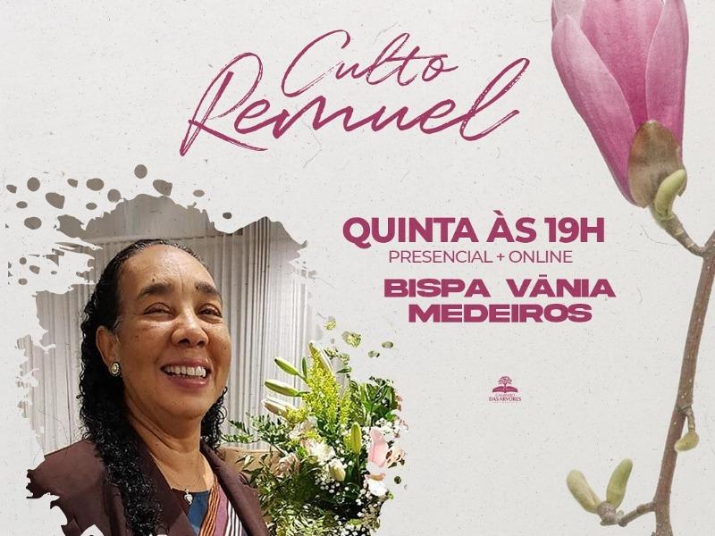 CULTO REMUEL 21-01