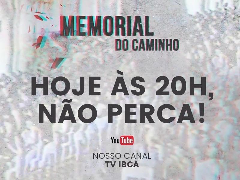 MEMORIAL DO CAMINHO 14/06/21