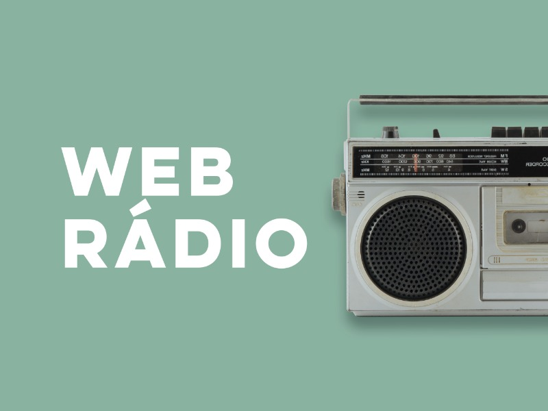 Confira os links da nossa Web Rádio