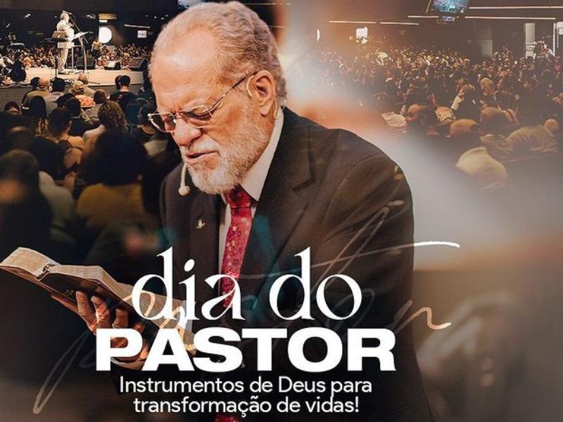 Parabéns, pastor!