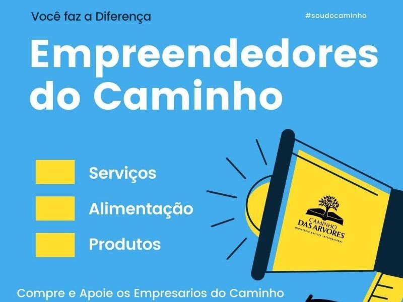EMPREENDEDORES DO CAMINHO  11/09/21