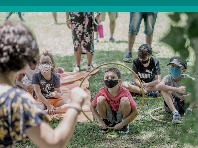 1º Vila Kids no Gramado de 2021