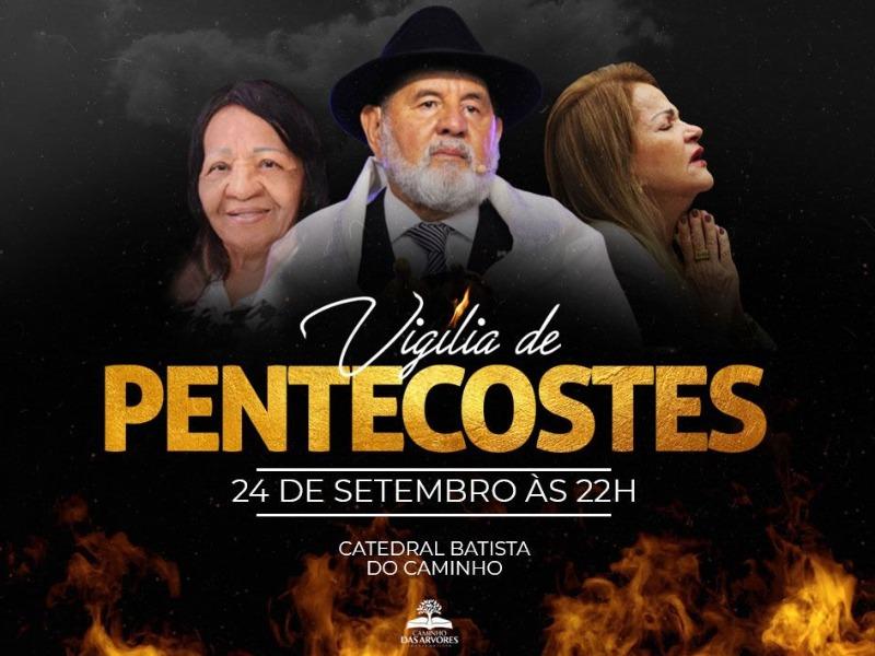 RETORNO VIGÍLIA DE PENTECOSTES
