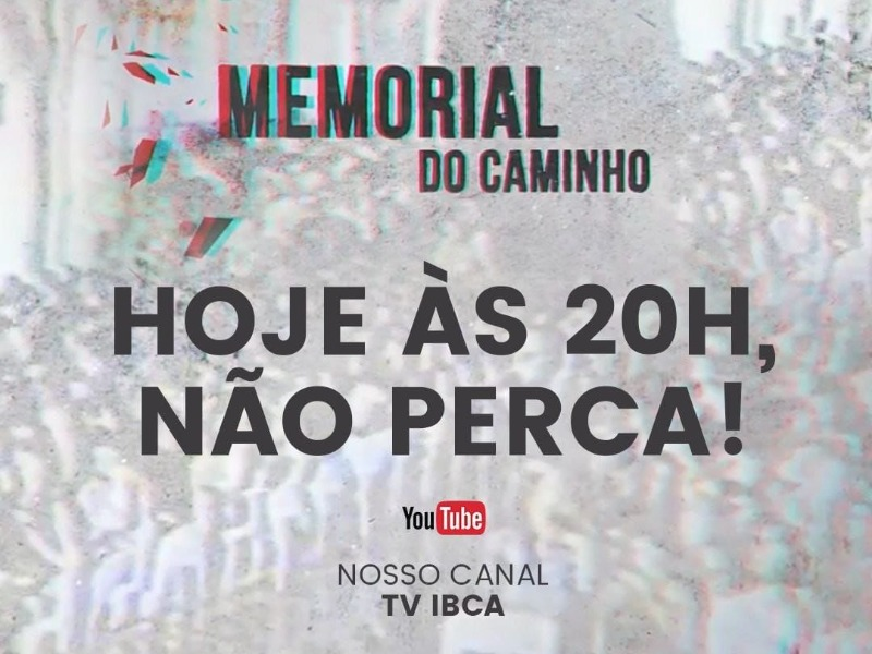 MEMORIAL DO CAMINHO 27/09/21