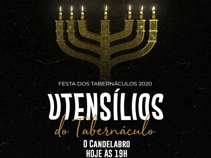 6° DIA DA FESTA DOS TABERNÁCULOS 2020