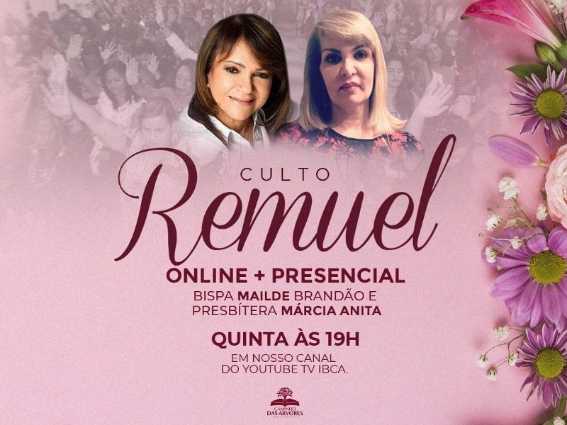 CULTO REMUEL 06/08