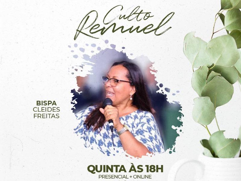 CULTO REMUEL 03/06/21