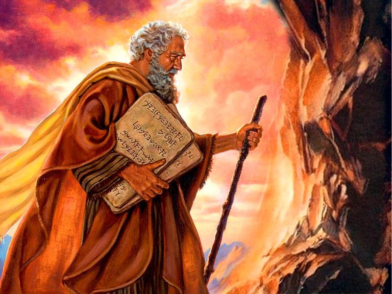 Moisés e suas desculpas para Deus