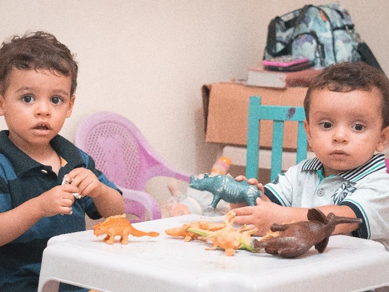PIBA NOTÍCIAS:  Bebês na PIBA!