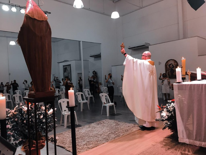 Missa Oitava da Pascoa - Espaço Católico