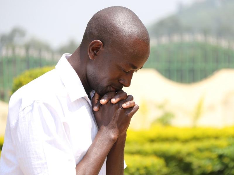 Oração perseverante
