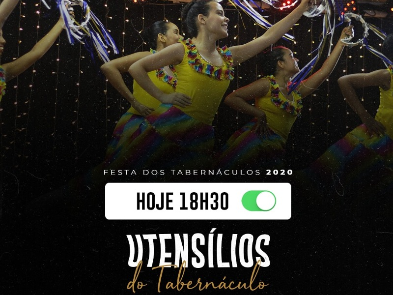 INÍCIO FESTA DOS TABERNÁCULOS 2020