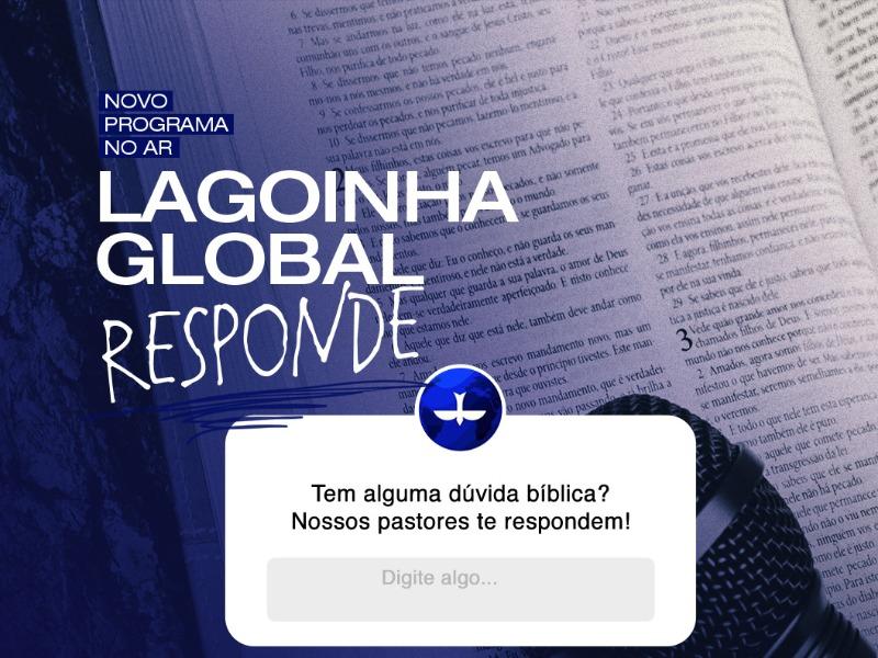 Lagoinha Global lança mais um programa exclusivo