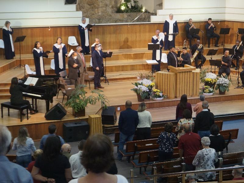 IBBP celebra 94 Anos de organização
