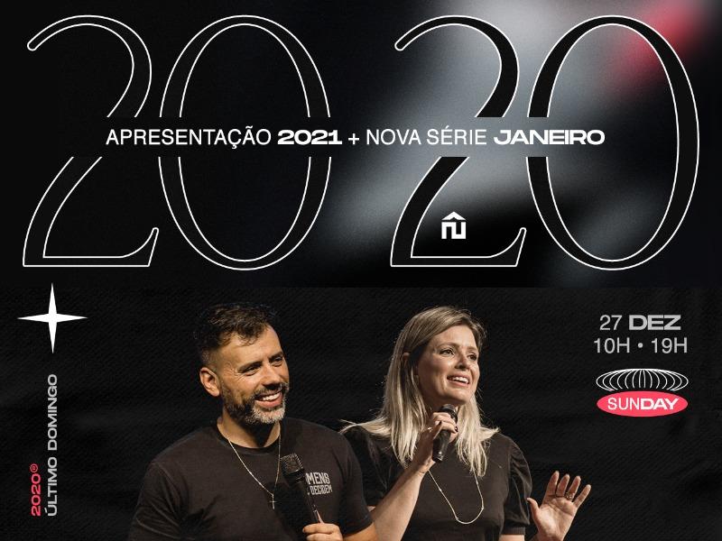 ÚLTIMO DOMINGO DE 2020 💥