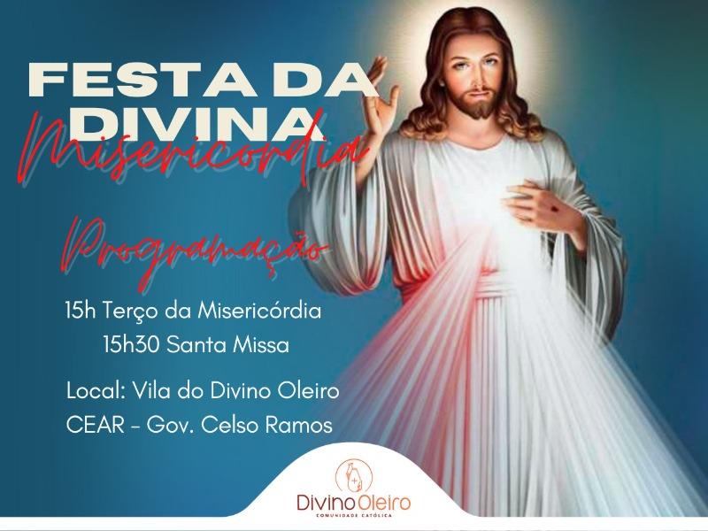 Festa da Misericórdia - Cear