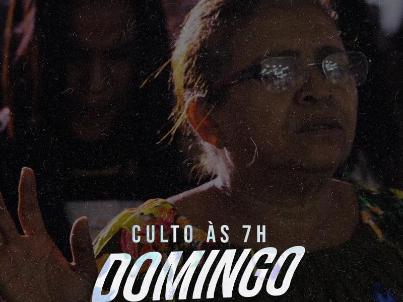 CULTO EBD 07H - 02/08