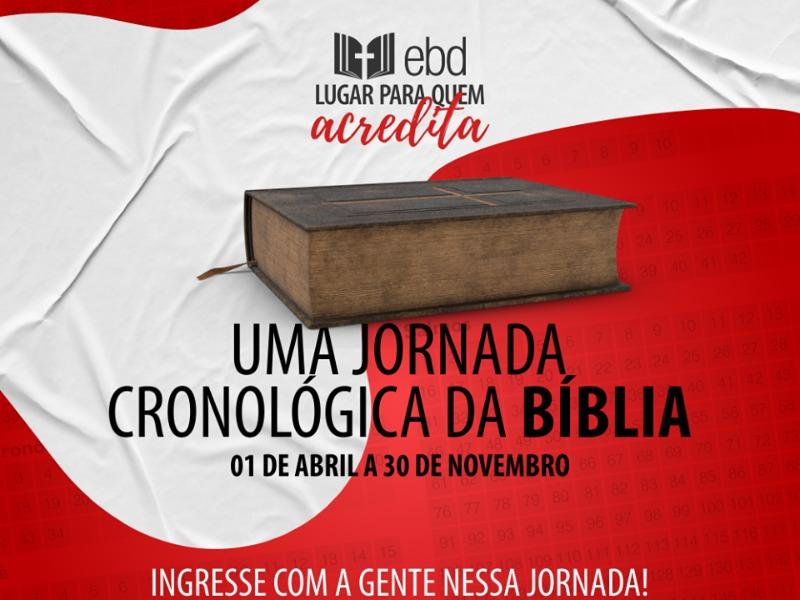 Leitura Cronológica da Bíblia