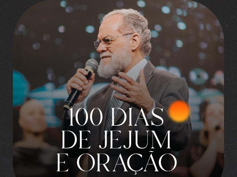 100 dias de jejum e oração