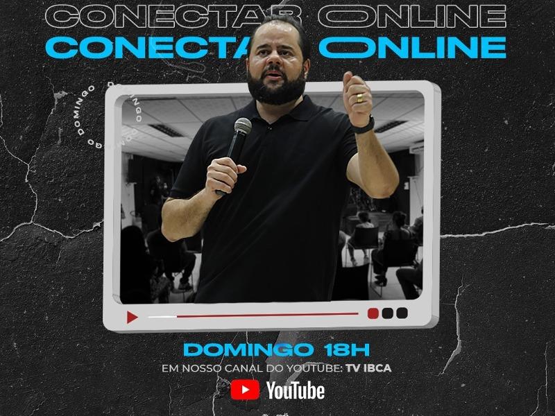 CULTO CONECTAR ONLINE 28-02-21
