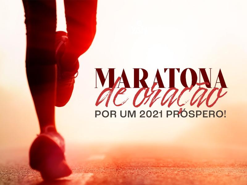 Maratona de Oração com pastor Daniel Adans