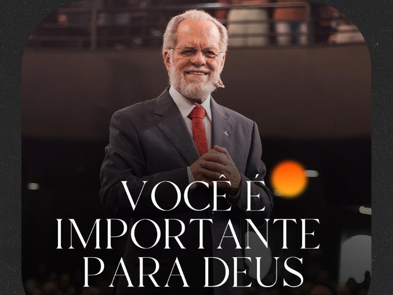 Você é importante para Deus