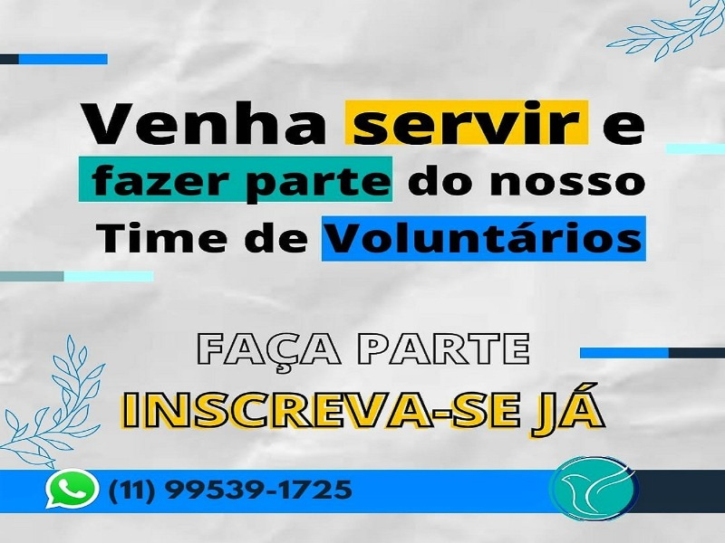 Voluntários Vida Nova