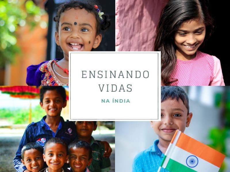 Ensinando Vida - Índia