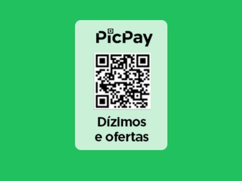 PicPay (Leia o QR Code para contribuir)