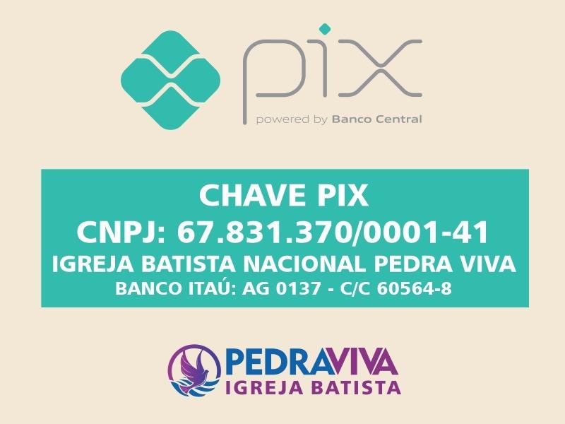 Dados para PIX