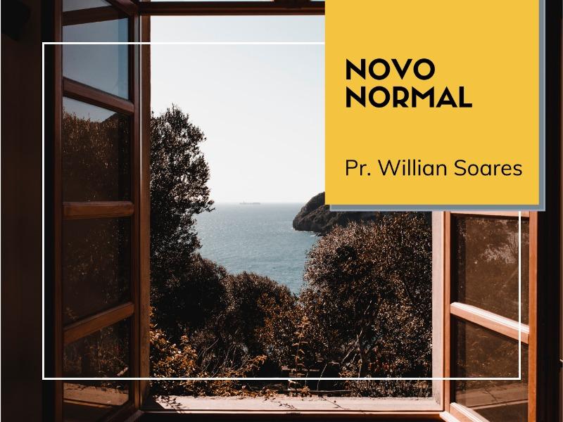 21/06/2020 - Novo Normal