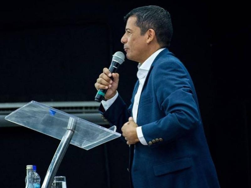 Deus Mudou de Endereço   Conferência VINHA RIO