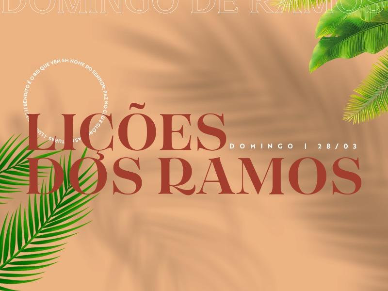 Lições dos Ramos