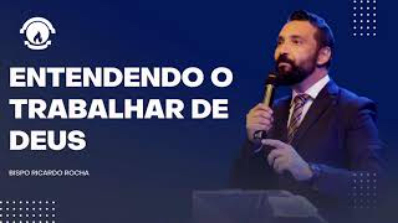 ENTENDENDO O TRABALHAR DE DEUS