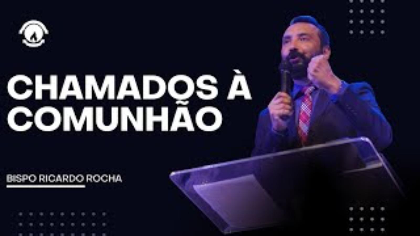 CHAMADOS À COMUNHÃO