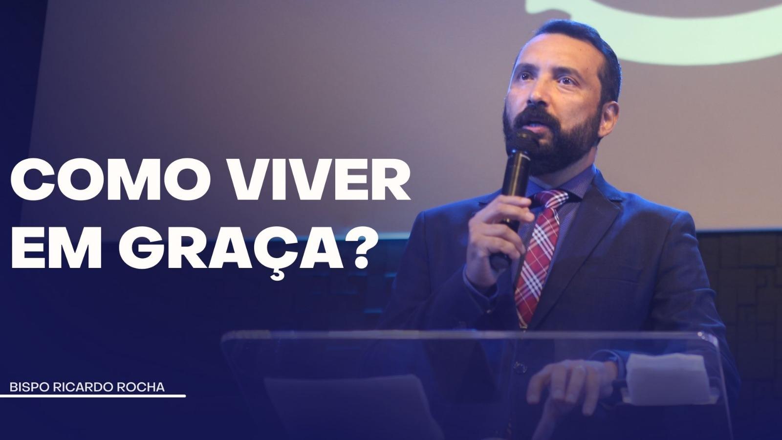 COMO VIVER EM GRAÇA?