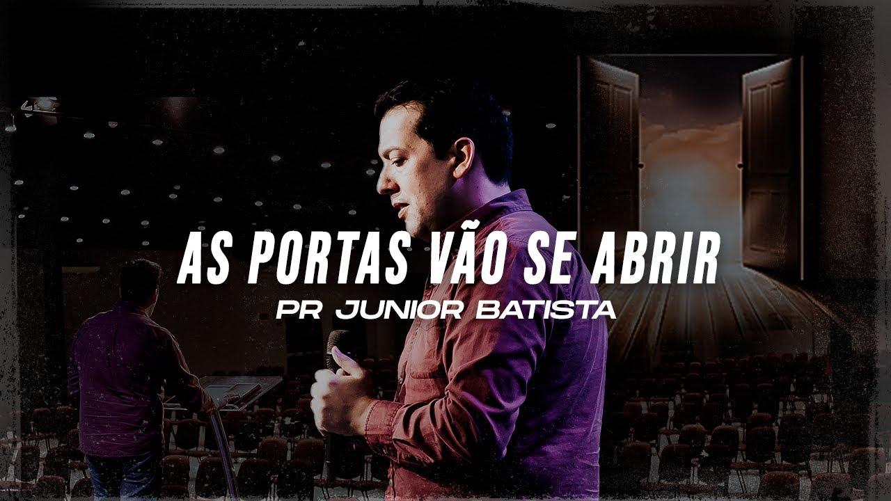 AS PORTAS VÃO SE ABRIR